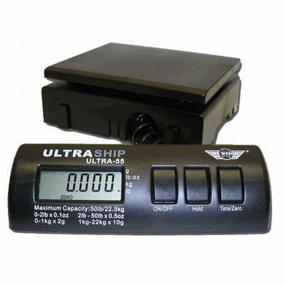 My Weigh Ultraship 55 Lb Digital Shipping Scale