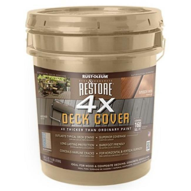Rust-Oleum 181015 5 gal Restore Deck Cover
