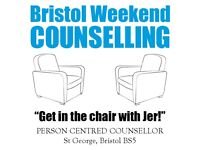 Evening & Weekend Counselling - Get in the chair with Jer!
