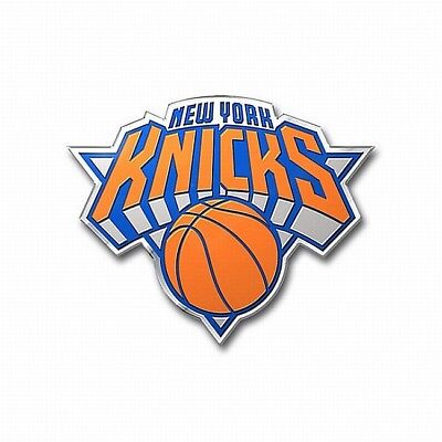 New York Knicks Logo Auto Car Emblem farbig ,NBA Basketball,NEU,brandnew