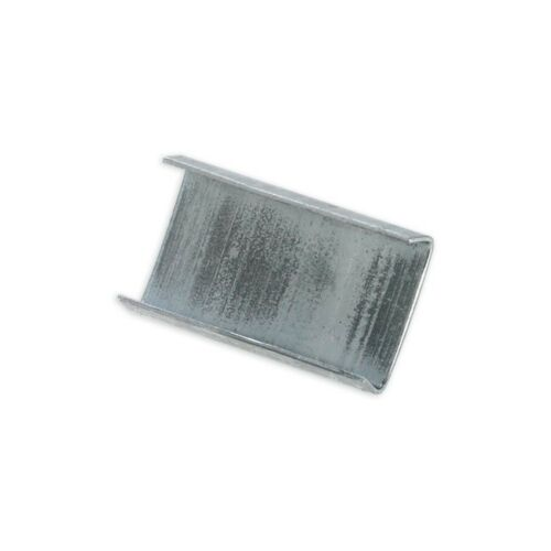 """Steel Strapping Seals, Open/Snap On Regular Duty, 1/2"""", 5000/Case"""