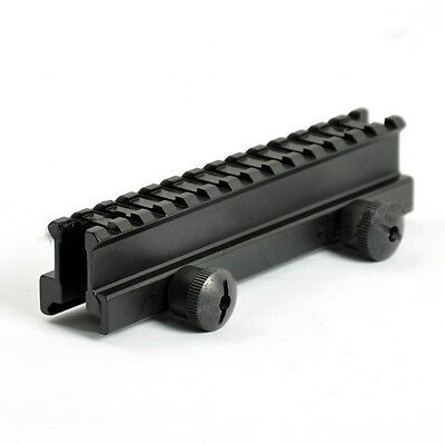 0.83 inch High 13-slot Mid Profile Full Size Riser Mount