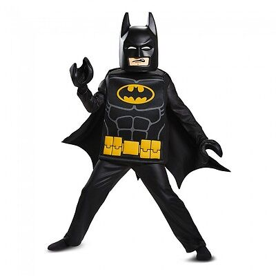Disguise Batman Lego Movie Deluxe Joker Kind Jungen Halloween Kostüm 23730