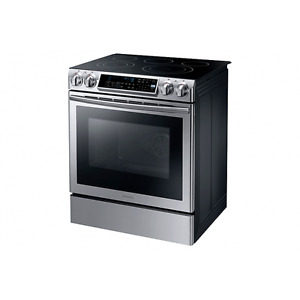 *BRAND NEW* Samsung Slide-In Electric Range in Stainless Steel