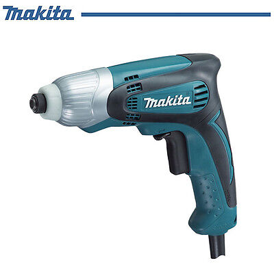 Proper Makita High Speed Corded Energized Compacted Change Drill Driver TD0100