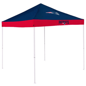 New England Patriots canopy 6ft x 9ft new in box never opened.