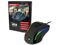 Brand New Sum Vsion Nemesis KATA 3200 DPI LED Programmable Optical Wired Gaming Mouse!