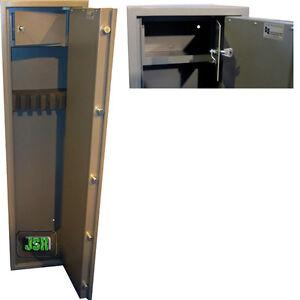 Brattonsound-SL7-6-7-Shotgun-Internal-Locking-Top-GUNSAFE-Cabinet-Gun-Safe