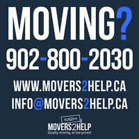 Moving? Need Storage? We do it all! NS to ON and back!