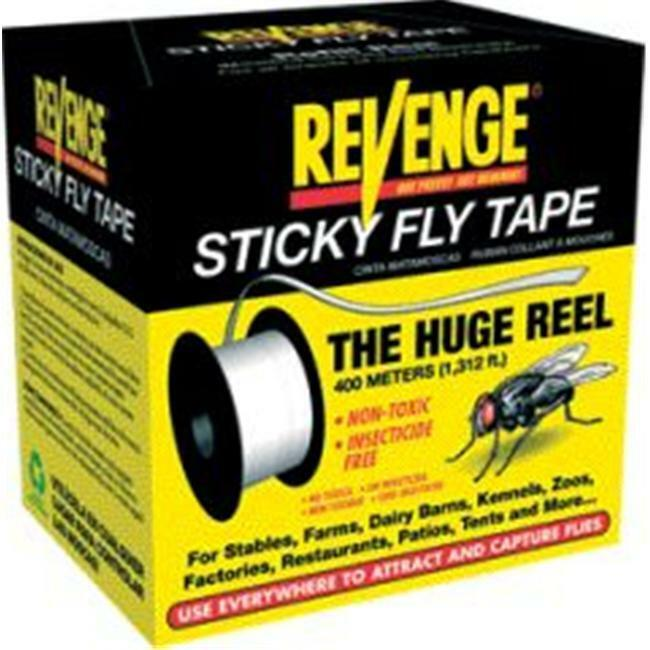 Roxide International Revenge Huge Fly Tape 1300 Feet - 12400
