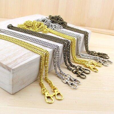 Three Colours 40 ~120CM The Secret Chain For Handbag Purse Or Shoulder Strap Bag