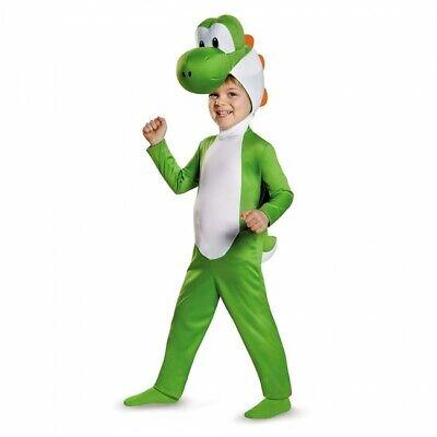 Disguise Nintendo Super Mario Yoshi Video Games Kleinkind Halloween Kostüm - Mario Kleinkind Kostüm