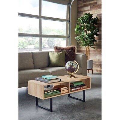 50s Style Furniture Retro Coffee Table Old Fashioned Storage Midcentury - 50s Retro Table