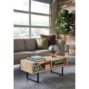 50s Style Furniture Retro Coffee Table Old Fashioned Storage Midcentury Modern