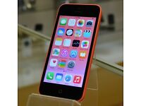 USED APPLE IPHONE 5C - 16GB - PINK & BLUE AVAILABLE - PRICE IS PER IPHONE 5C - CONTACT US NOW
