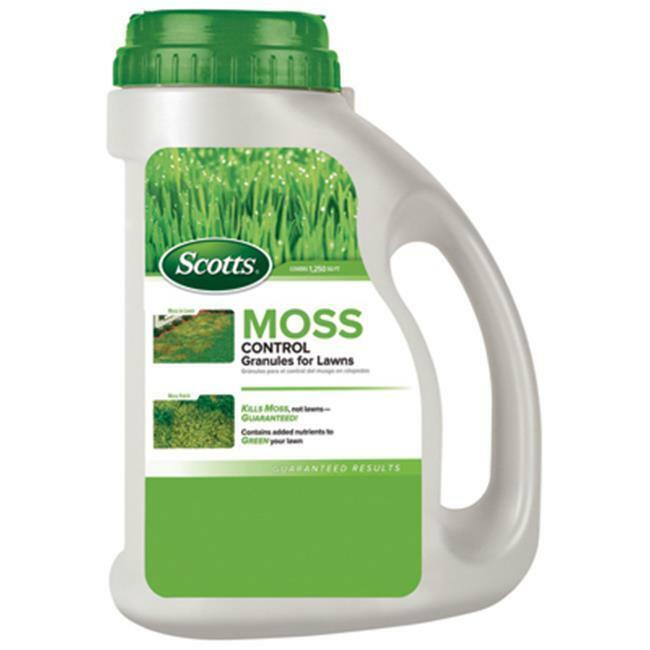 Scotts 31010 Moss Control 4.5 lb.