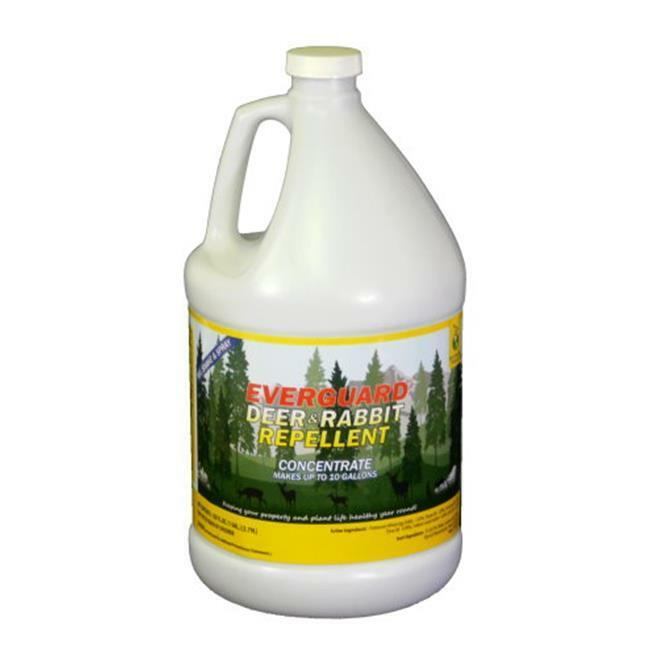 American Deer Proofing Inc. ADPC128 Everguard Deer & Rabbit Repellent-1gal. C...