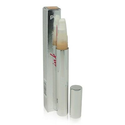 Pur Minerals Sheer (Pur Minerals Disappearing Ink 4-in-1 Concealer Medium 0.12 oz )