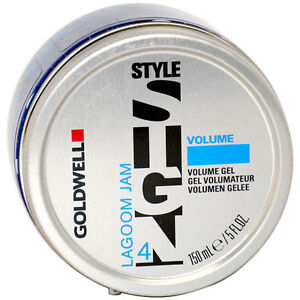 Goldwell Style Sign Lagoom Jam Volume Gel 5oz