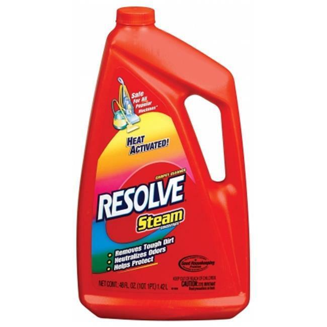 R3 Redist Net Reckitt 75531 48oz Resolve Carpet Cleaner Concentrate For Steam M
