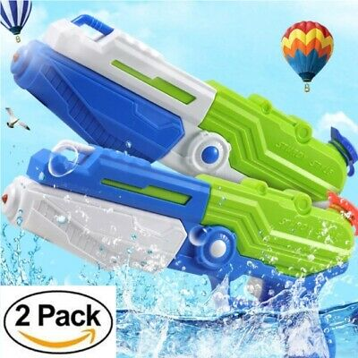 Large Capacity Water Guns Powerful Blaster Super Soaker Squirt Gun Big Kids Toy
