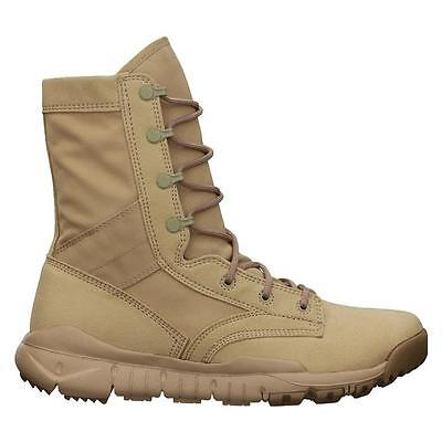 Nike SFB Special Field Boots Military Tactical British Khaki Desert Combat US 15