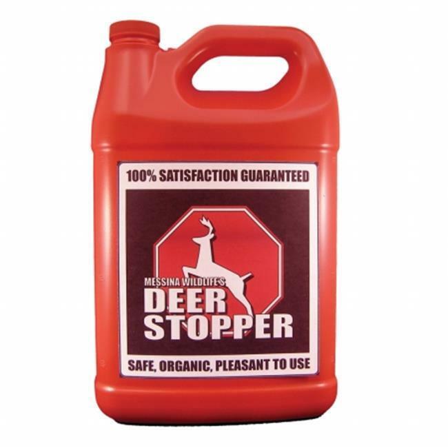 Messina Wildlife Management MWMDSU128 Messina Gal Deer Stopper RTU Repellent ...