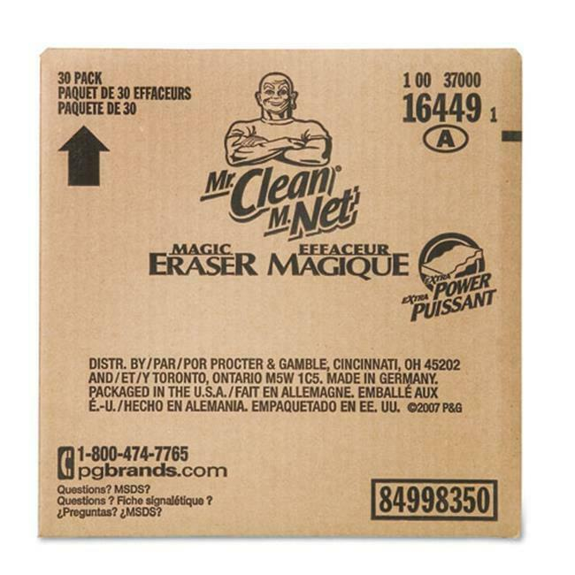 Procter And Gamble PGC 16449 Mr. Clean Magic Eraser Extra Power