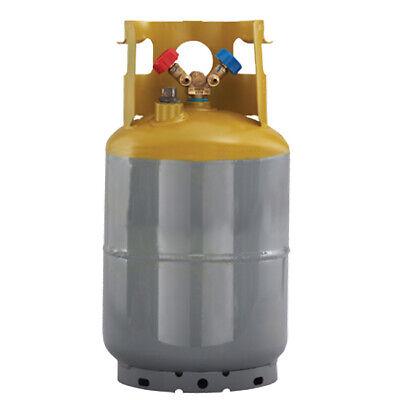 Worthington Refrigerant Recovery Tank 30 Lbs Empty Tank