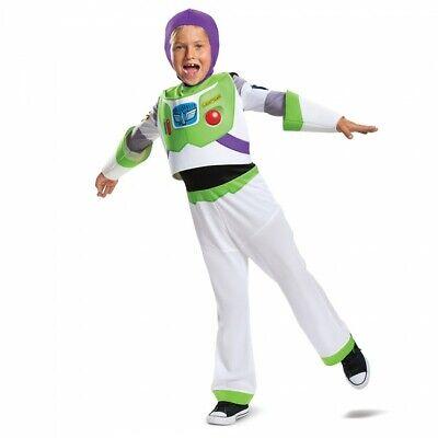 Disguise Disney Toy Story 4 Buzz Lightyear Kinder - Buzz Lightyear Kostüm Kinder