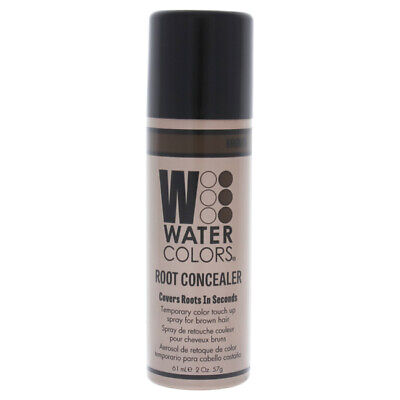 Watercolors Root Concealer - Brown by Tressa for Unisex - 2 oz Hair Color Spray for sale  USA