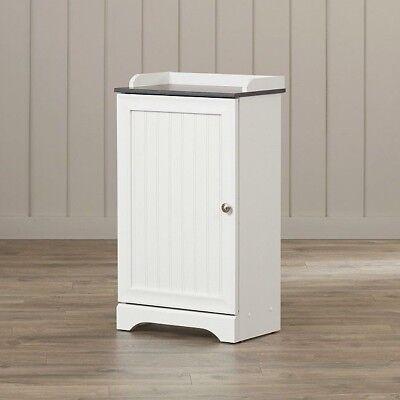Bathroom Storage Cart Small Cabinets Free Standing Floor Cabinet Towel Organizer