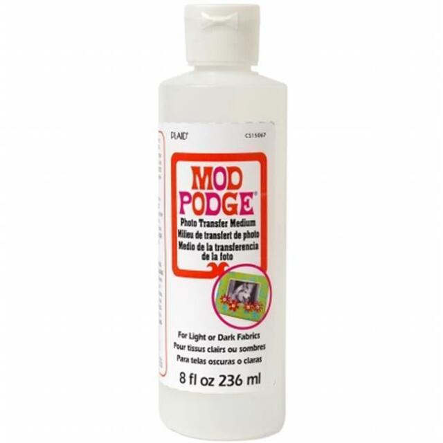 Mod Podge  Medium 8 oz Photo Transfer, Multi-Colour
