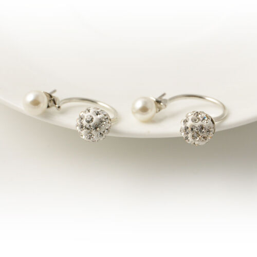 Fashion-Women-Crystal-Rhinestone-Pearl-Ear-Studs-Earrings-Girl-Chic-Jewelry-Gift