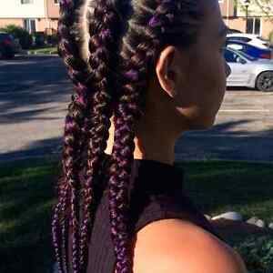 Get your hair braided professionally!! Kitchener / Waterloo Kitchener Area image 4