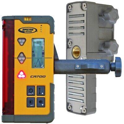 Spectra Laser Level Cr700 Digital Machine Mount Wmagnetic Mount