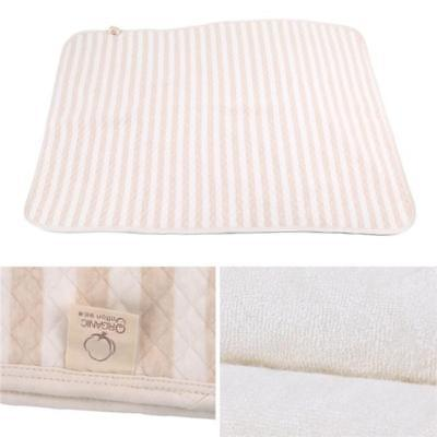 Baby Waterproof Changing Mat Infant Urine Crib Mattress Pad Cover Protector MA