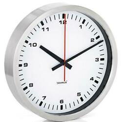 Blomus 63210 30cm Era Collection Wall Clock - White