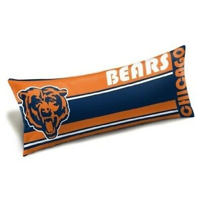 The Northwest 1NFL-15901-2001-WMT NFL 15901 Bears Seal Body (Chicago Bears Body Pillow)
