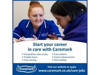 Care Assistant / Support Worker -ExcellentPay!!! Immediate Start!!!