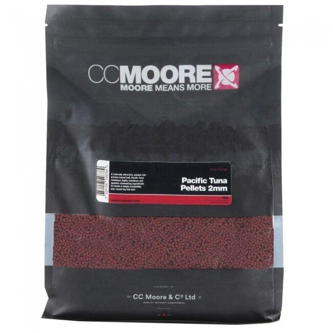 CC Moore Pacific Tuna 2mm Pellets 1kg