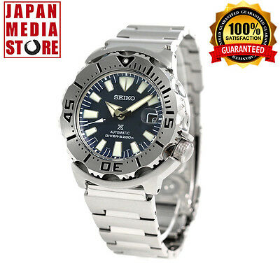 SEIKO PROSPEX SZSC003 Automatic Diver Scuba Watch Limited Edition from JAPAN