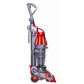 DYSON DC07 FULLY SERVICED 6 MONTHS WARRANTY RED MODEL DELIVERY AVAILABLE