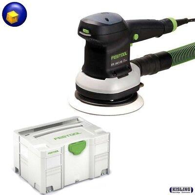 Festool Exzenterschleifer ETS 150/5 EQ-Plus im SYS 3 T-Loc Systainer 571911