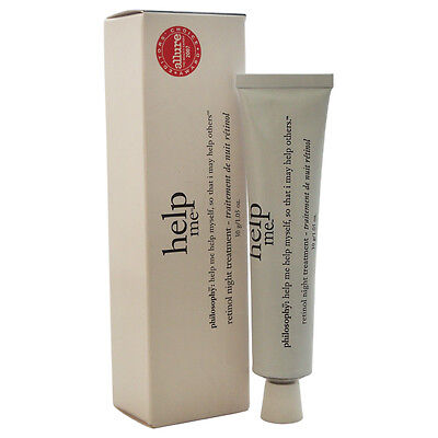 Help Me Retinol Night Treatment By Philosophy For Unisex ...