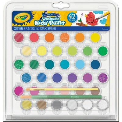 Crayola Washable Kids' Paint Set (cyo-540157) (cyo540157)