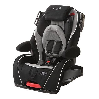 Safety 1st Alpha Omega Elite Convertible 3-in-1 Baby Car Seat - Quartz