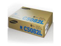 Samsung CLT-C5082L Toner cartridge - 1-pack Cyan - 4000 pg