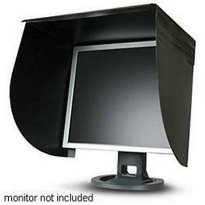 Compushade Monitor Hood, Fits 15-22in.