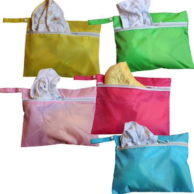 Baby Stroller Pram Pushchair Travel Organizer Storage Bag Diaper Holder LJ